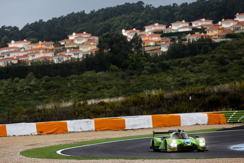 Strong Performance for Krohn Racing in 4 hours of Estoril