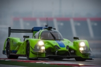 New Judd Powered Ligier JS P2 Test