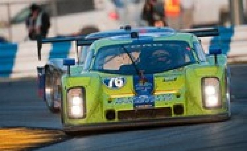 2012 Rolex 24 at Daytona 18 Hour Race Report
