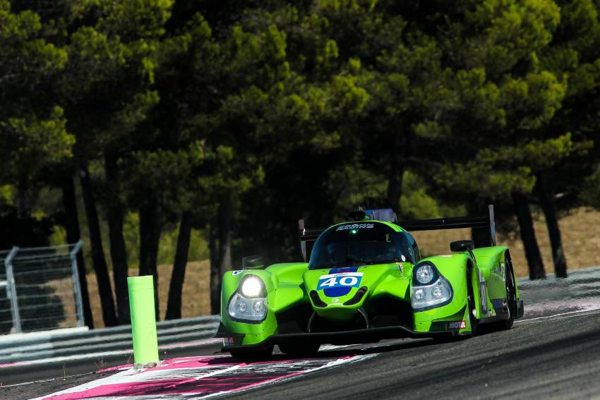 Solid Qualifying Performance for Krohn Racing at Le Castellet