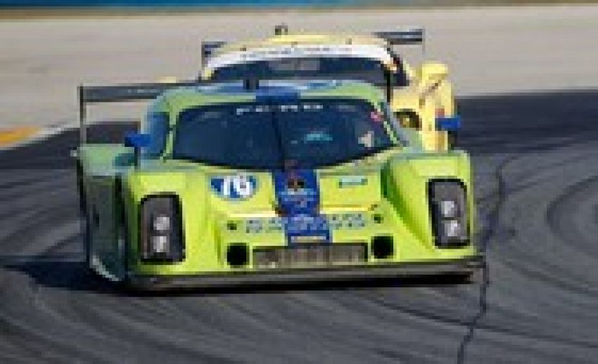 2012 ROLEX 24 at Daytona 6 Hour Race Report