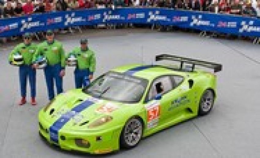 Krohn Racing Announces 2012 Plans to Enter World Endurance Championship