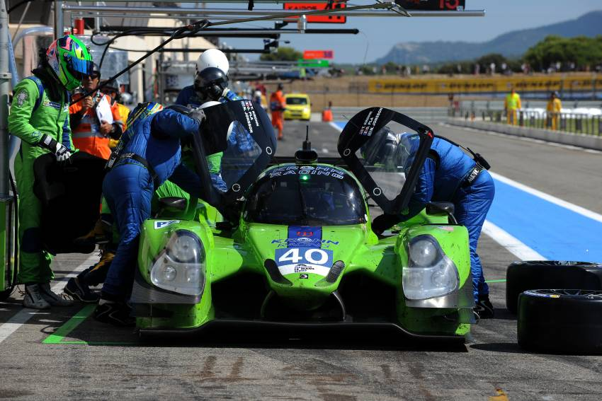 Krohn Racing Seeking Podium Finish in Season Finale  at ELMS 4 Hours of Estoril Race