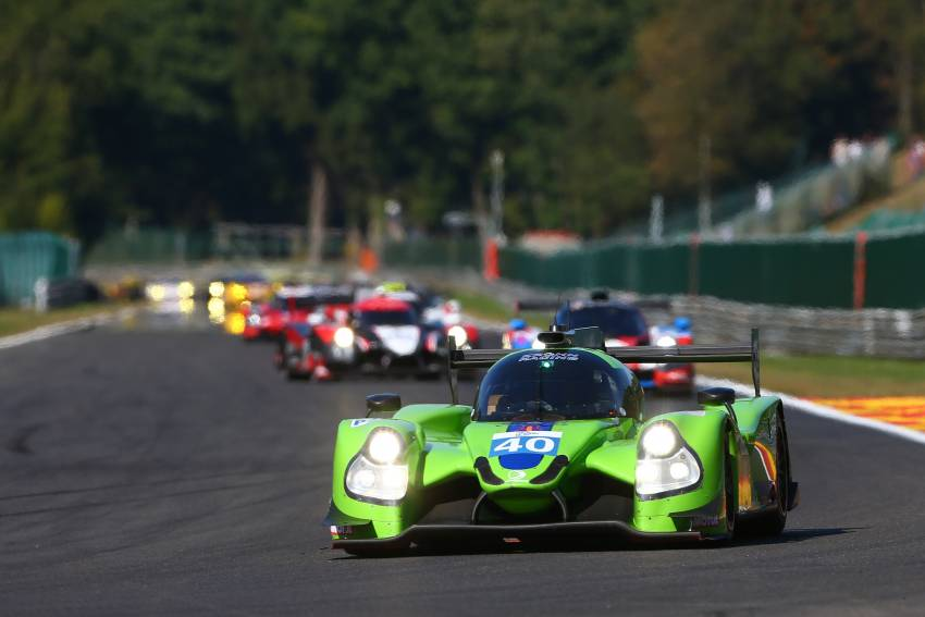 Challenging Day for Krohn Racing at 4 Hours of Spa-Francorchamps