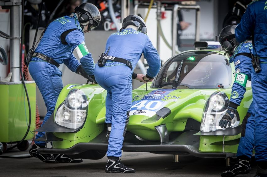 Krohn Racing Announces Third Driver for  24 Hours of Le Mans