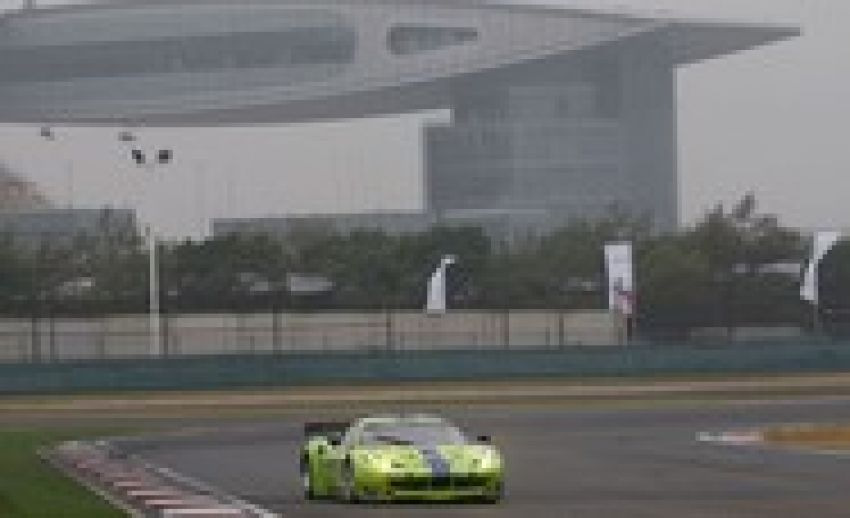 Krohn Racing Saturday Notes and Quotes 6 Hours of Shanghai