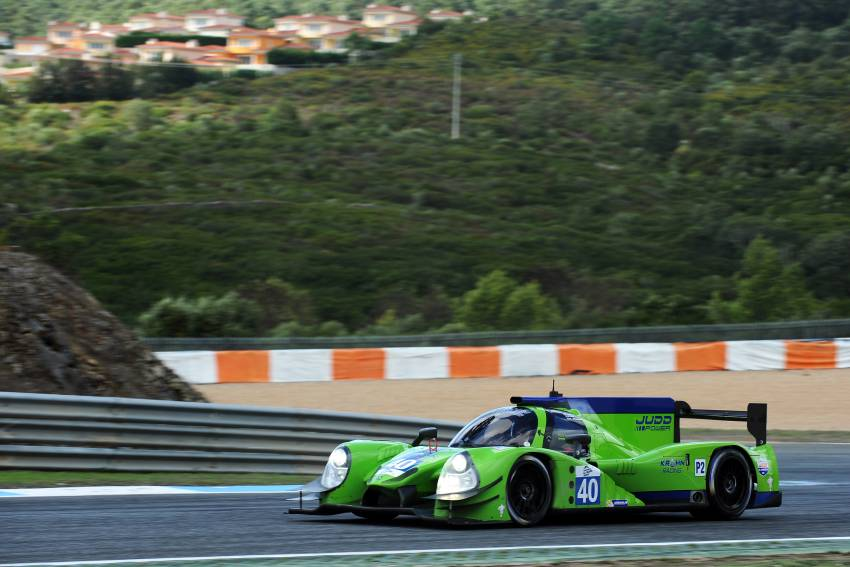 Krohn Racing Finishes Eighth at 4 Hours of Estoril in Portugal