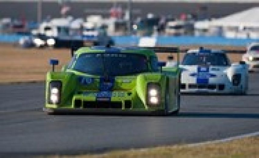 2012 Rolex 24 at Daytona Post Race Report– 24 Hour/Finish