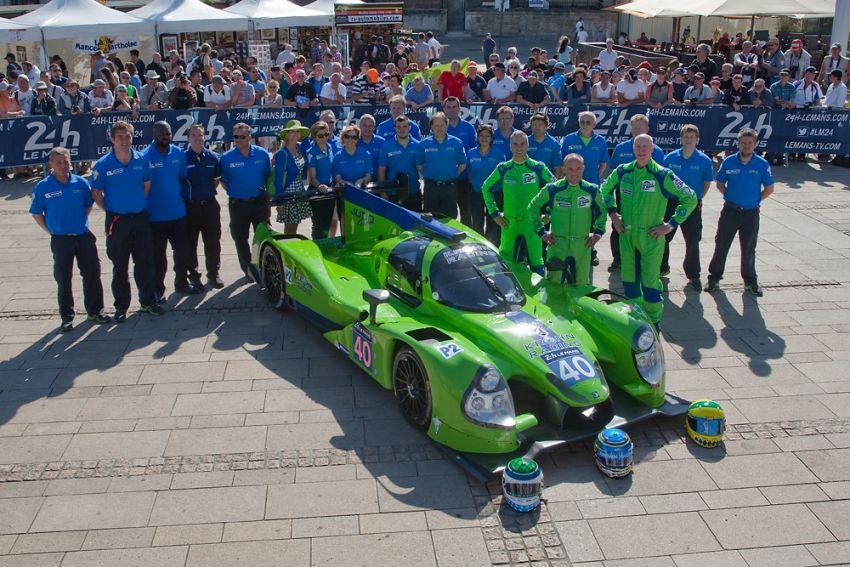 Krohn Racing Ligier-Judd Team Optimistic  About Preparedness for 24 Hours of Le Mans Race