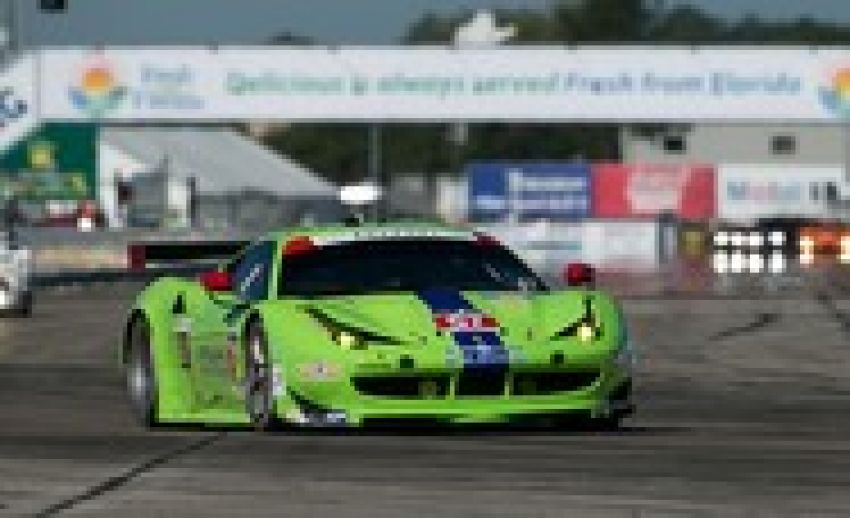 Krohn Racing Post-Qualifying Report Mobil 1 Twelve Hours of Sebring
