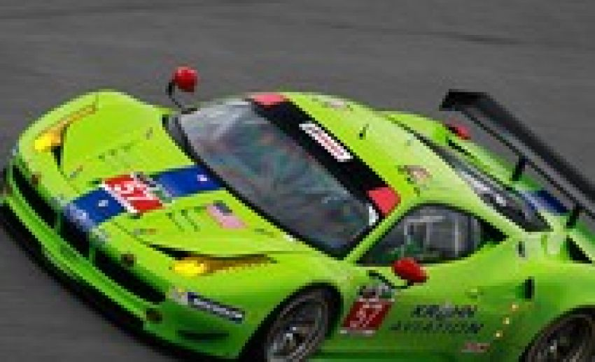 Krohn Racing Takes to Daytona International Speedway for the Roar Before the Rolex 24