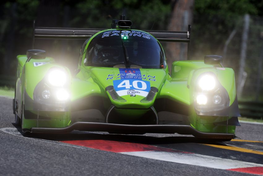 Krohn Racing Finishes in Fifth Place at 4 Hours of Imola