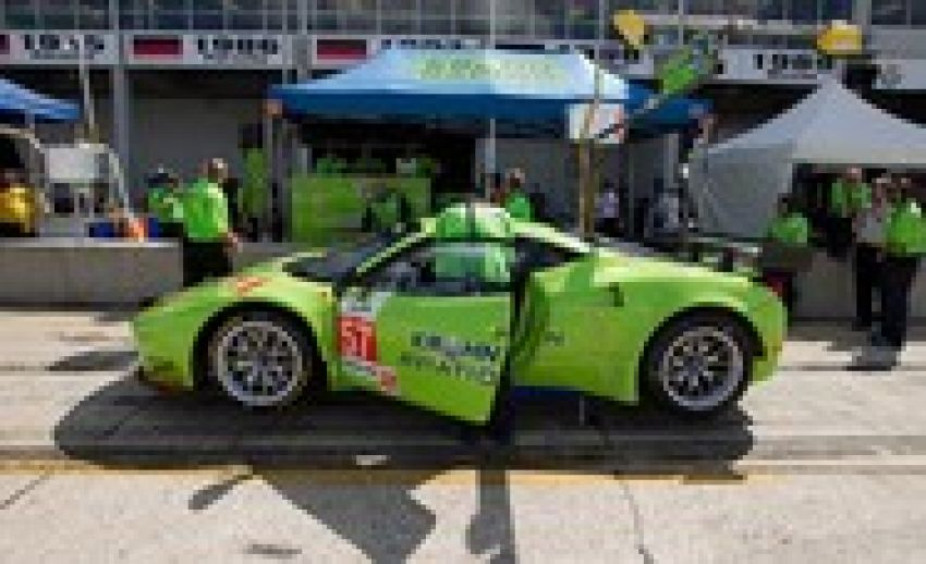 Krohn Racing Saddles Up for WEC with Travel Logistics