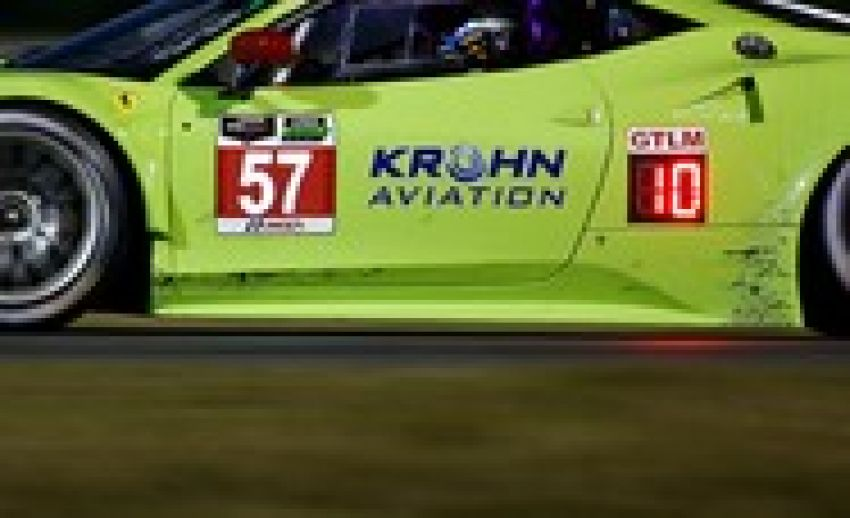 Krohn Racing 12-Hour Race Report Rolex 24 At Daytona