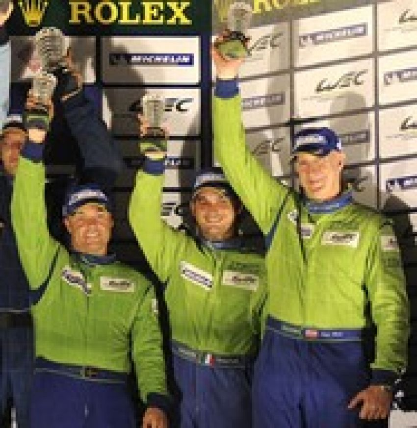 Krohn Racing Collects Podium Finish at 6 Hours of Bahrain WEC Race