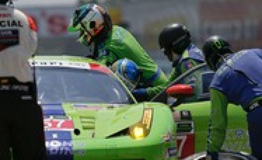 Krohn Racing Finishes 11th in Return to Sahlen's Six Hours of The Glen
