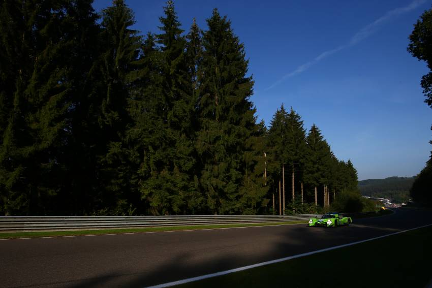 Krohn Racing confident of good performance in 4 Hours of Spa-Francorchamps