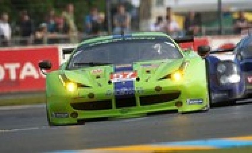 Krohn Racing Returns to Winning Track for Petit Le Mans