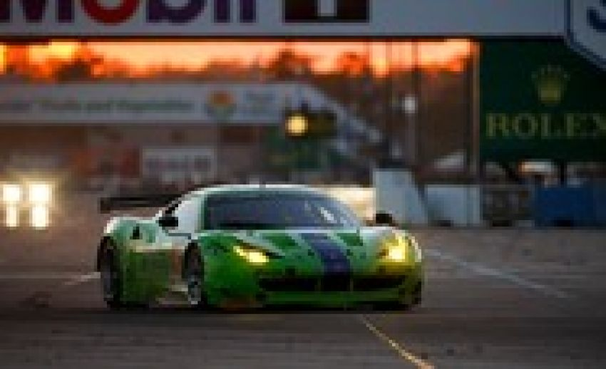 Krohn Racing Collects Top Five in 60th Annual 12 Hours of Sebring