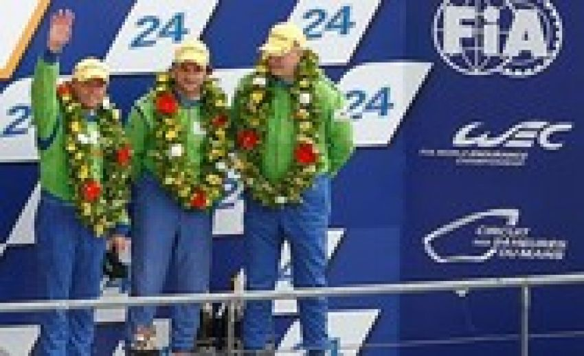 Krohn Racing Captures Podium Finish at the 80th Annual 24 Hours of Le Mans