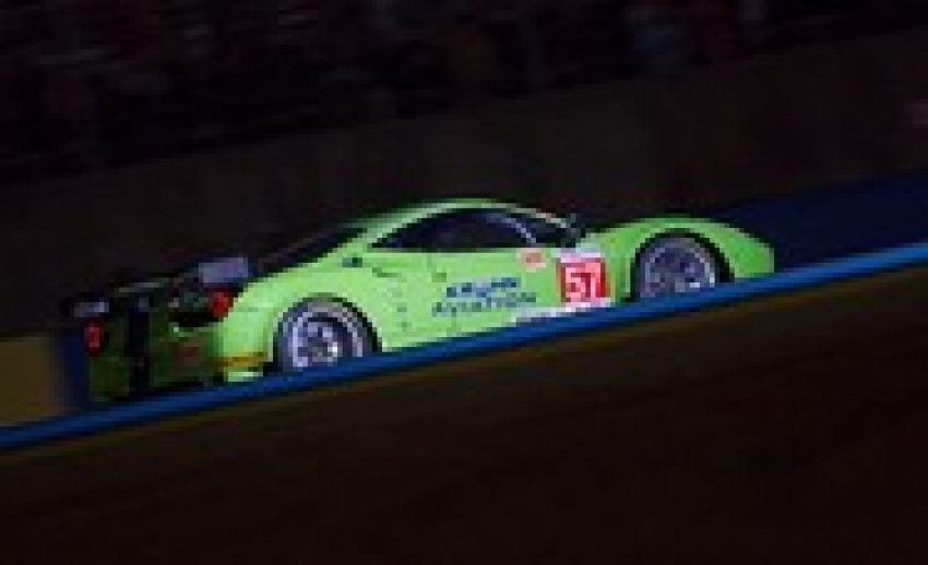 Krohn Racing 12 Hour Report - 24 Hours of Le Mans