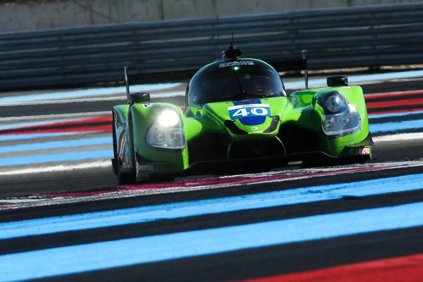 Top Ten Finish for Krohn Racing   at the 4 Hours of Le Castellet