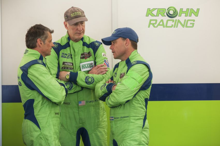 Krohn Racing Set for Inaugural ELMS Race at Silverstone
