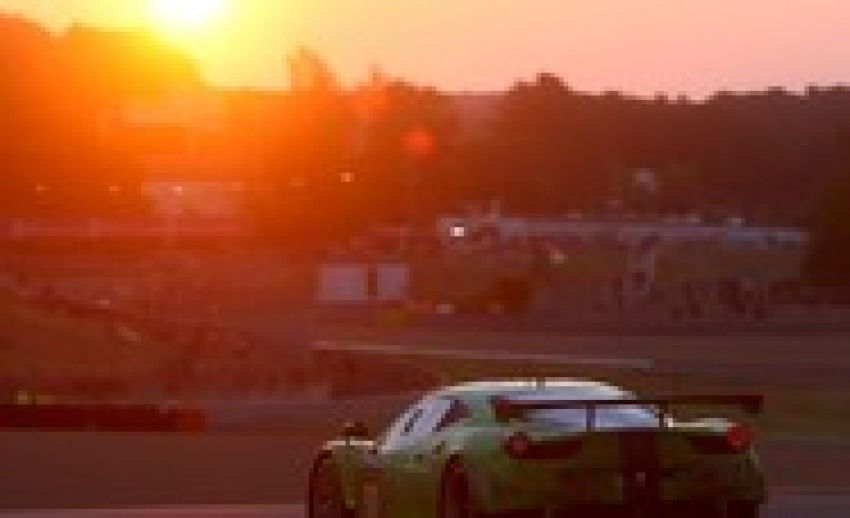 Krohn Racing 18-Hour Race Report 24 Hours of Le Mans