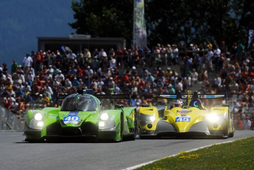 Top Five Finish for Krohn Racing at 4 Hours of Red Bull Ring