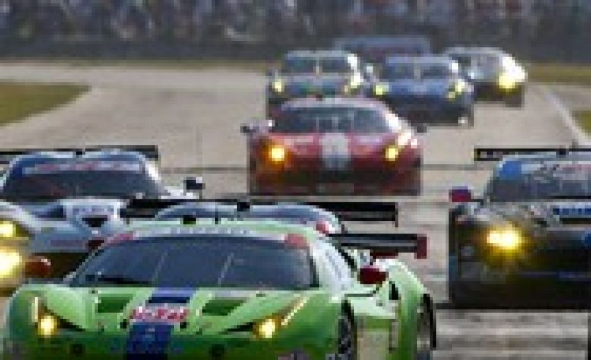 Krohn Racing 6-Hour Race Report Mobil 1 Twelve Hours of Sebring