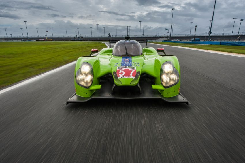 Krohn Racing Race-Ready for Rolex 24 At Daytona